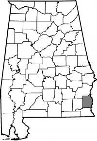 Map of Henry County