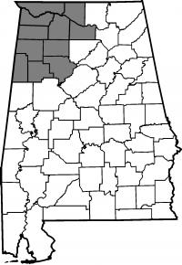 Map of ACES-FCS-Field