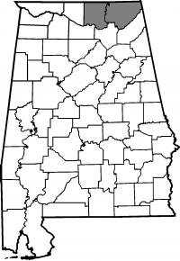 Map of Madison County